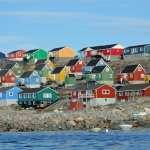 Grønland - huse - rejser