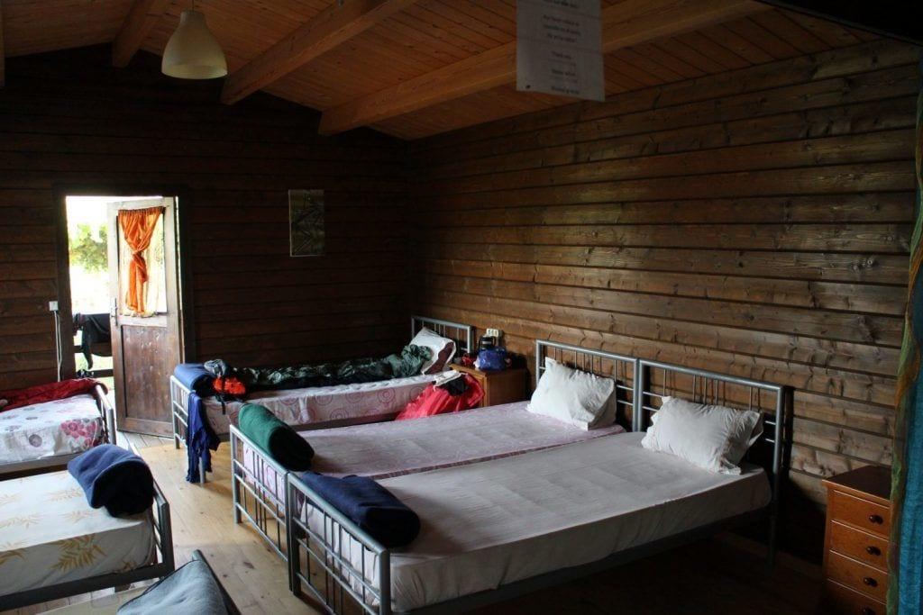 hostel - caminoen - rejser