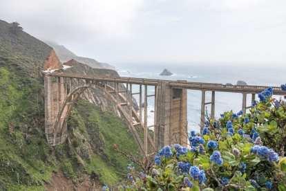 SAD - obalna priroda veliki sur - putovanja