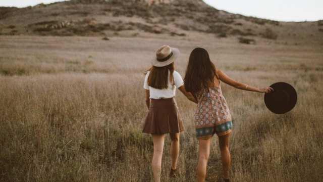 Girlfriends - girlfriend trip - travel