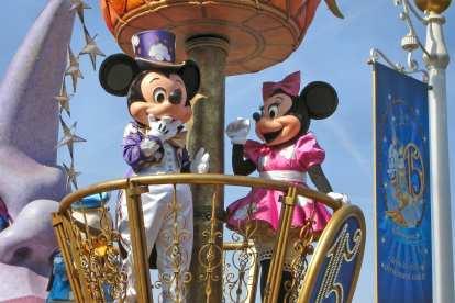 Fransa - Paris - Disneyland - Seyahat