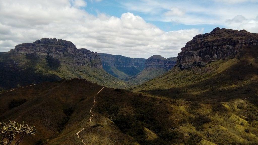 Bjerge - Brasilien - Rejser