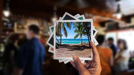 Billeder - hånd billede rejsebilleder - rejser