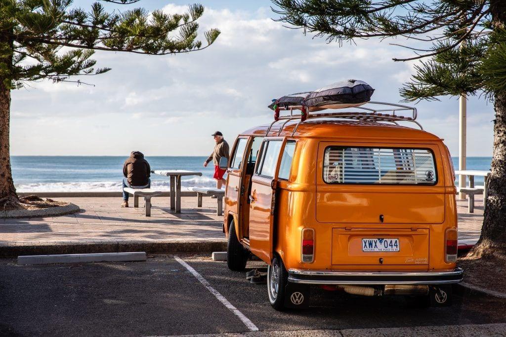 Australië Byron Bay Surf