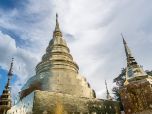 Thailand - Chiang Mai, tempel - rejser