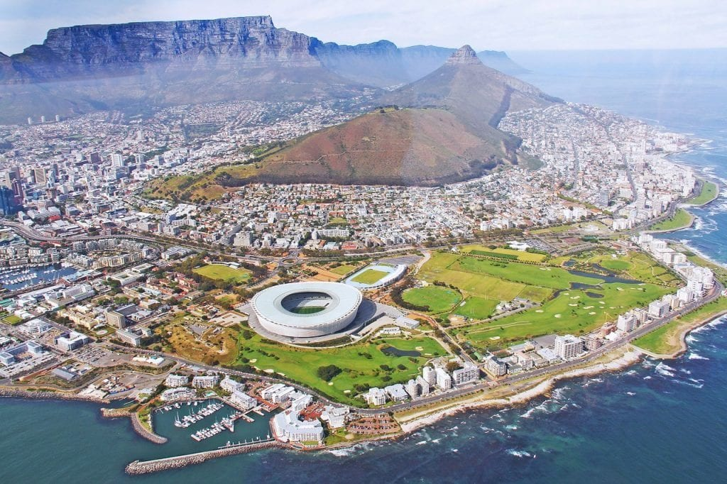 South Africa - Cape Town - travel