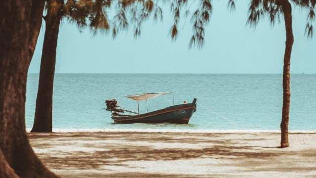 Thailand - beach - travel