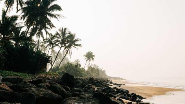 Plaža - Šri Lanka - putovanje