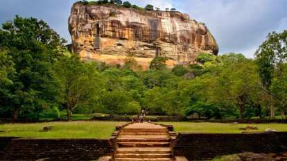 sigiriya - Sri Lanka - Travel