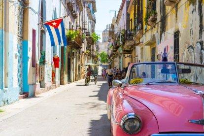 Cuba by bil rejser