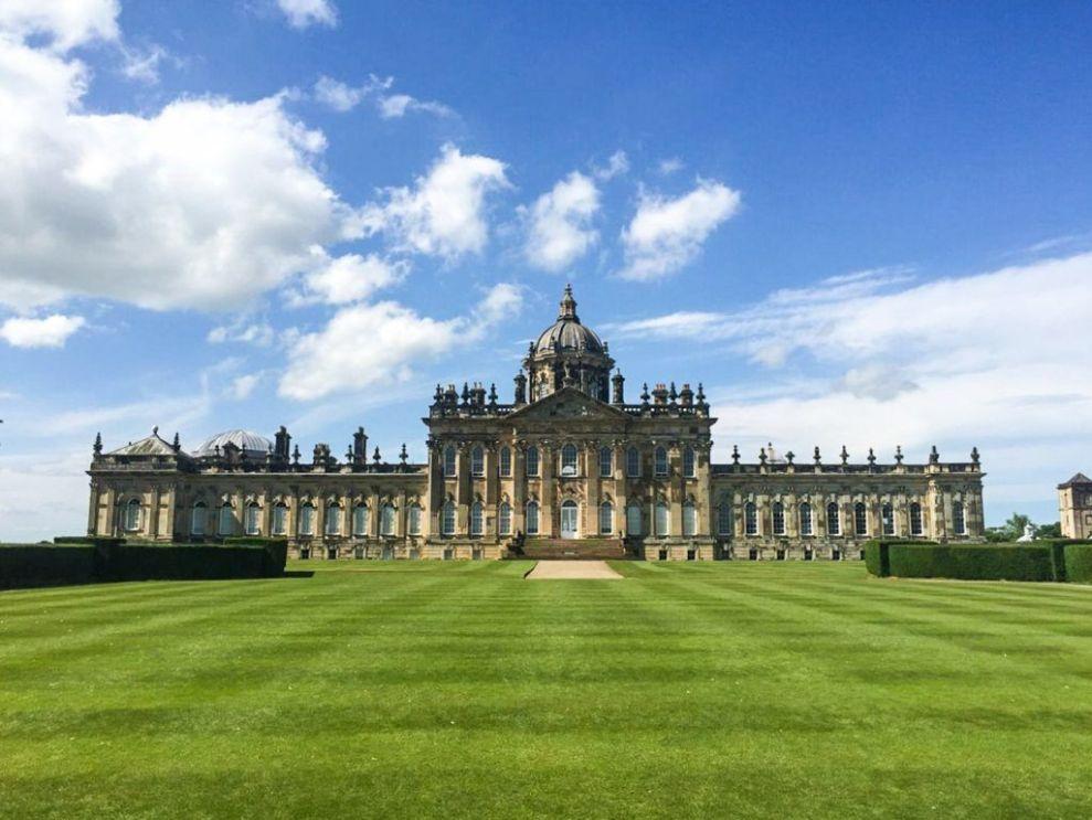 England - slott - herregård