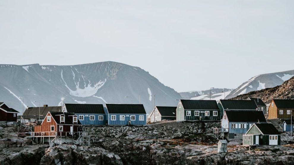 Greenland Bay