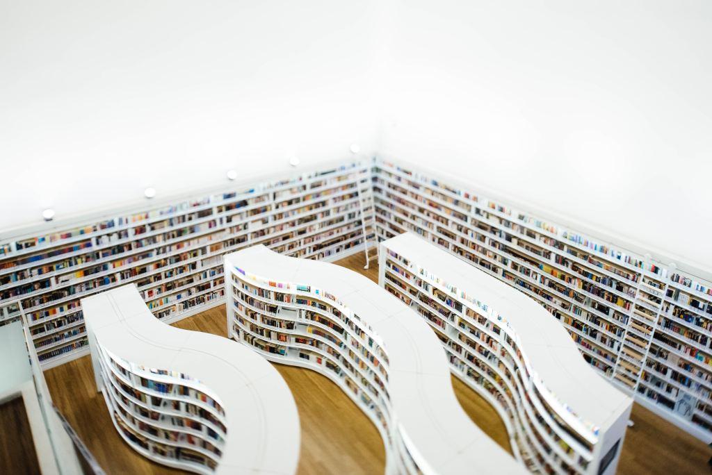Danmark - København - bibliotek
