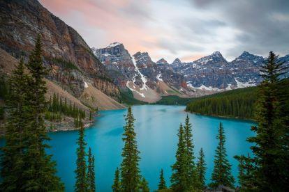 Canada - bjerge - rejser