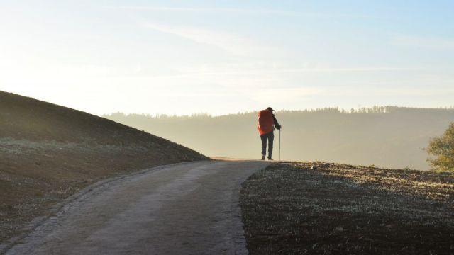 Spain - camino de santiago - hiking