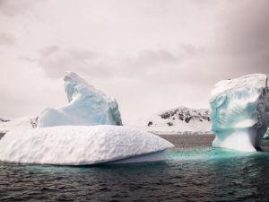 ghiaccio antartico-artico
