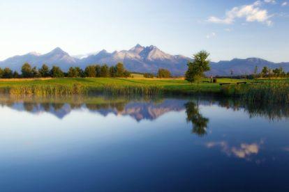 Slovakia tatra mountains - travel