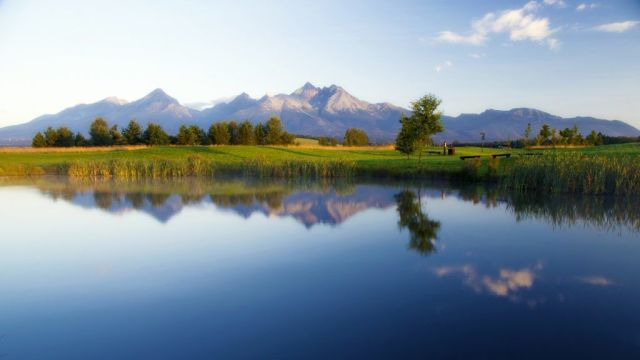Slovakia tatra mountains - travel