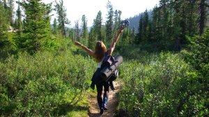Kvinde-Backpack
