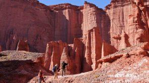 Talampaya - Argentina - rejser