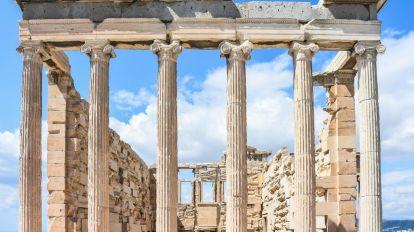 Akropola, Atena