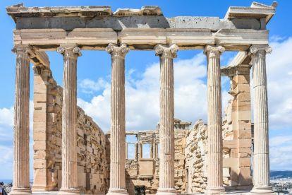 एक्रोपोलिस, एथेंस