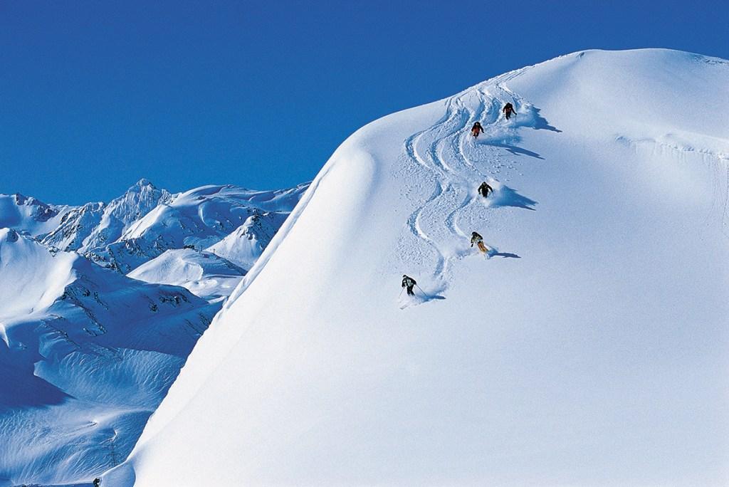 Austria arlberg travels