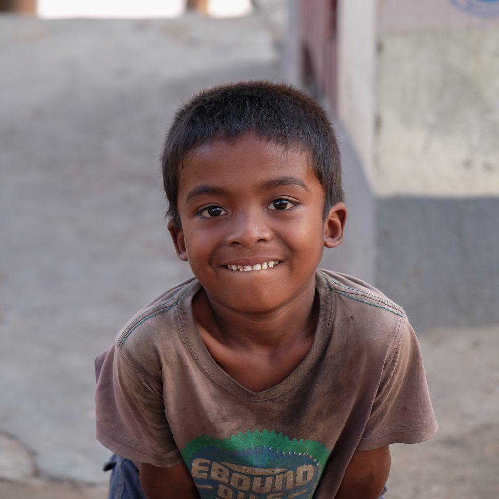 Madagaskar - dreng - rejser