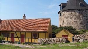 Christiansø - rejser