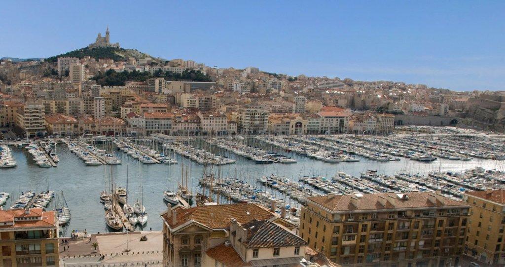 Marseille - Frankrig - rejser