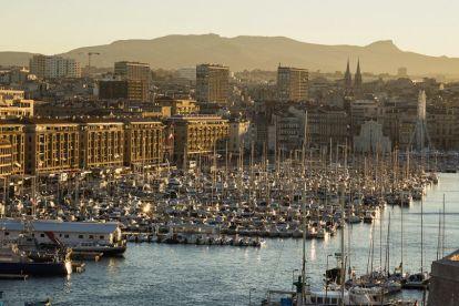 Vieux Port - Marseilles - Frankrig - rejser