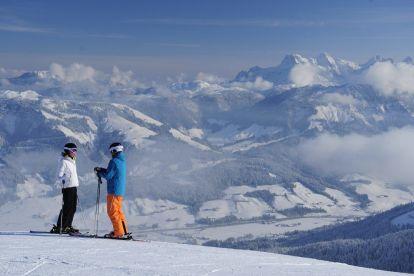 ski - østrig - st. johann in Salzburg - alpendorf - rejser -