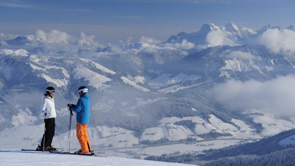 ski - østrig - st. johann-alpendorf - rejser -