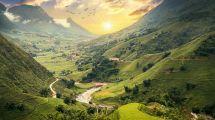 Vietnam - landskab - rejser