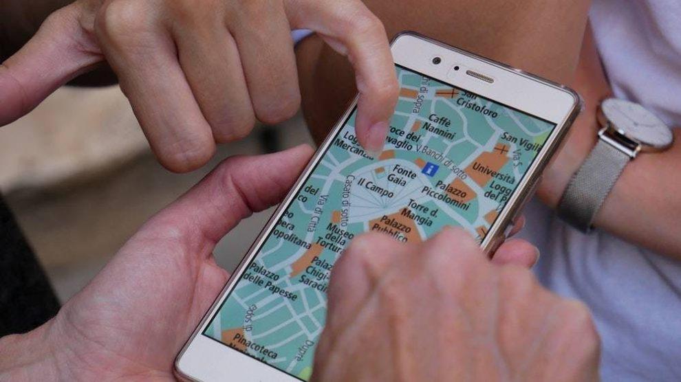 फोन - स्मार्टफोन - यात्रा