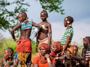 Etiopia, Afrikka