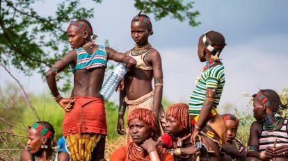 Etiopia, Afrika