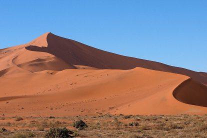 נמיביה - אפריקה - נסיעה