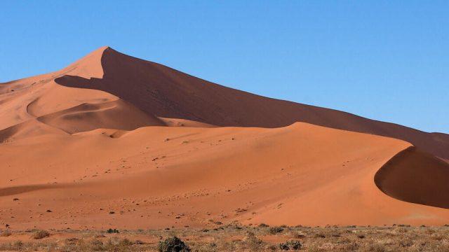 Namibië - Afrika - reizen
