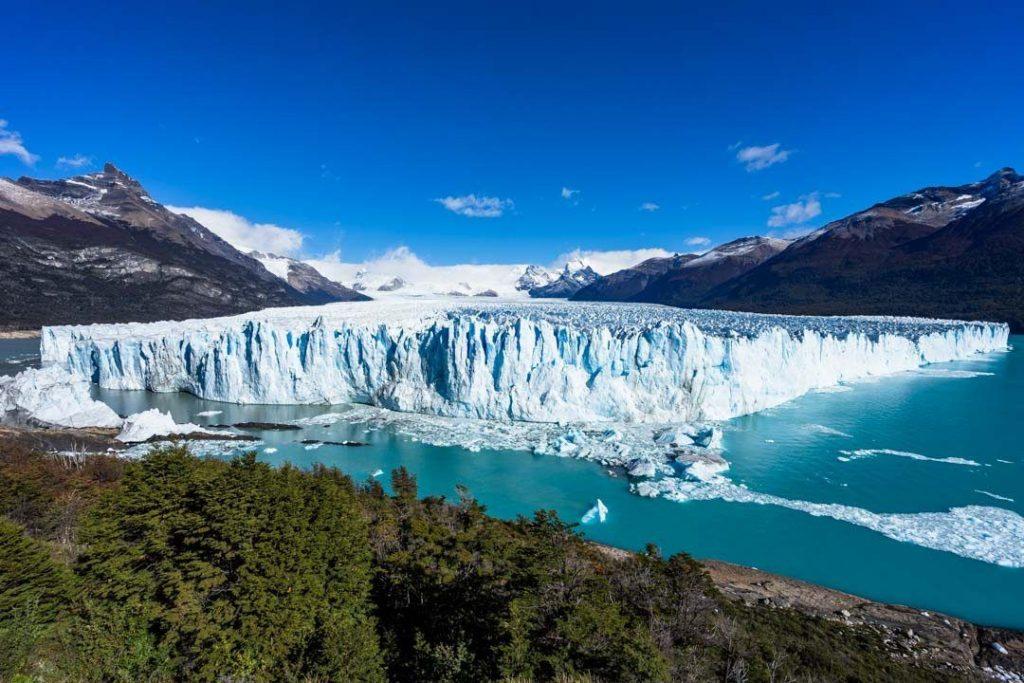 Perito Moreno Glacier, Argentina, Sydamerika, Rejser