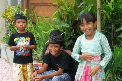 Bali, Balinees
