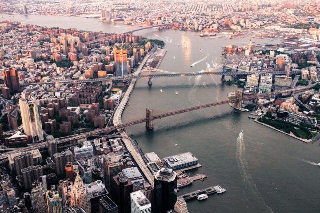 Нью-Йорк, США, Путешествия