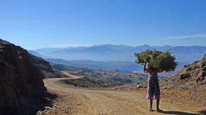 lesotho, Južna Afrika