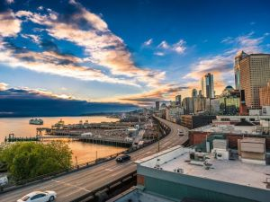 Seattle - Washington. USA