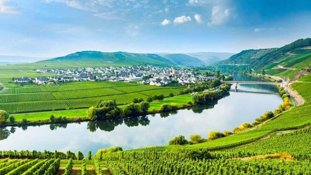 Germany, river, Rhine