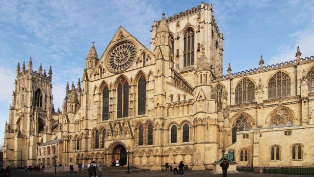 England - York - York Minister - Rejser