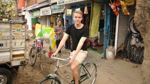 India, Calcutta - Travel