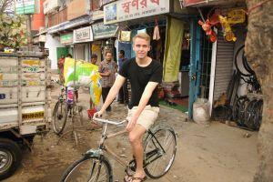 Indien, Calcutta - rejser