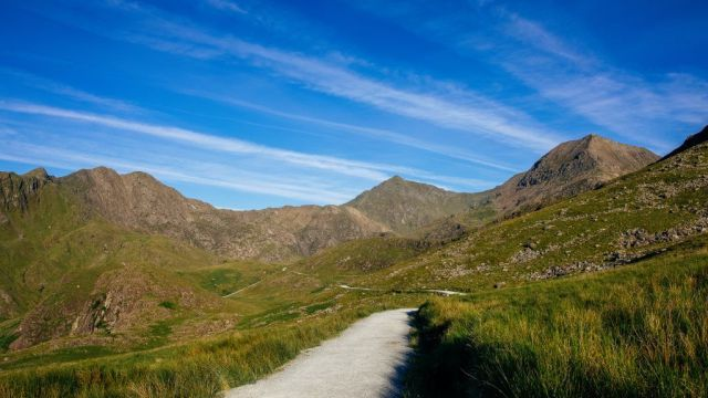 Wales, Snowdonia - travel