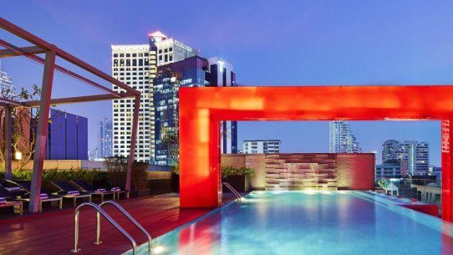 Thailandia - bangkok - hotel sheraton quattro punti - viaggio